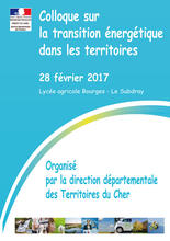 Couverture programme colloque
